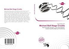 Copertina di Michael Ball Stage Credits