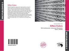 Couverture de Sifteo Cubes