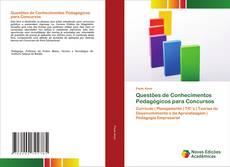 Questões de Conhecimentos Pedagógicos para Concursos kitap kapağı