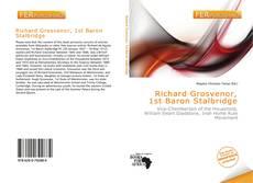 Bookcover of Richard Grosvenor, 1st Baron Stalbridge
