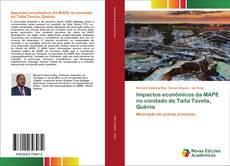 Portada del libro de Impactos econômicos da MAPE no condado de Taita Taveta, Quênia