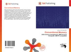 Bookcover of Conventional Memory