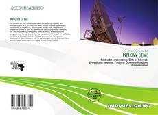 KRCW (FM) kitap kapağı