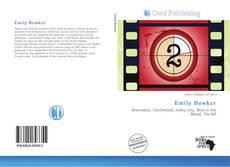 Buchcover von Emily Bowker