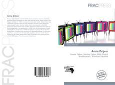 Portada del libro de Anna Drijver