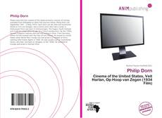 Philip Dorn kitap kapağı