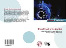 Capa do livro de Bharat Electronics Limited