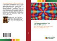 Capa do livro de Técnicas Avançadas em Cálculo Diferencial