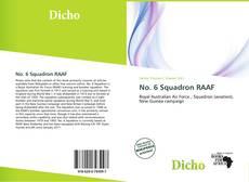 No. 6 Squadron RAAF kitap kapağı