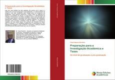 Capa do livro de Preparação para a Investigação Académica e Teses
