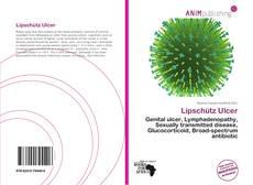 Capa do livro de Lipschütz Ulcer