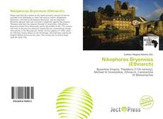 Bookcover of Nikephoros Bryennios (Ethnarch)