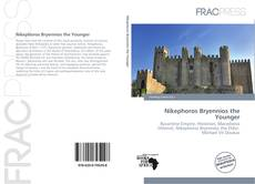 Capa do livro de Nikephoros Bryennios the Younger