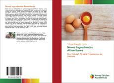 Novos Ingredientes Alimentares的封面
