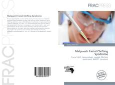 Обложка Malpuech Facial Clefting Syndrome