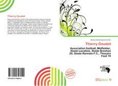 Thierry Goudet kitap kapağı