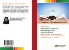 Capa do livro de Inteligência Espiritual, Sabedoria e Auto-transcendência