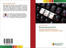 Buchcover von Desmonetização 2016
