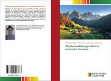 Copertina di Biodiversidade genética e evolução do arroz