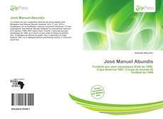 Portada del libro de José Manuel Abundis