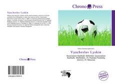 Обложка Vyacheslav Lyskin