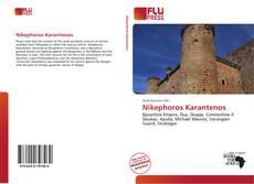 Portada del libro de Nikephoros Karantenos