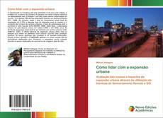 Buchcover von Como lidar com a expansão urbana