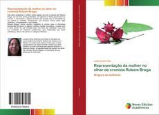 Capa do livro de Representação da mulher no olhar do cronista Rubem Braga