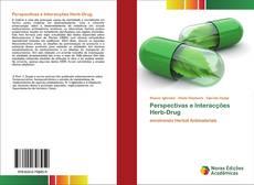 Обложка Perspectivas e Interacções Herb-Drug