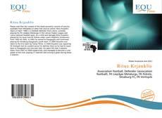 Buchcover von Ritus Krjauklis