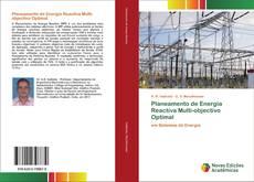 Обложка Planeamento de Energia Reactiva Multi-objectivo Optimal