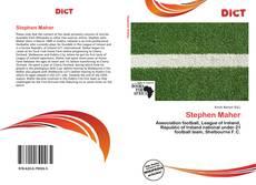 Buchcover von Stephen Maher
