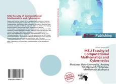 Copertina di MSU Faculty of Computational Mathematics and Cybernetics