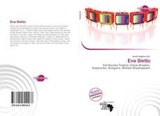 Bookcover of Eva Sletto