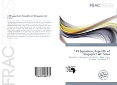 149 Squadron, Republic of Singapore Air Force kitap kapağı