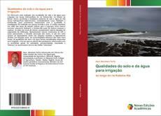 Обложка Qualidades do solo e da água para irrigação