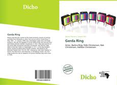 Bookcover of Gerda Ring