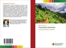Bookcover of População tailandesa