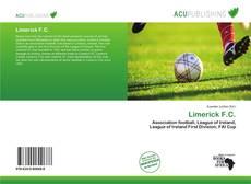 Обложка Limerick F.C.