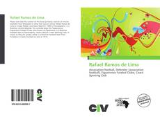 Capa do livro de Rafael Ramos de Lima