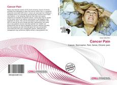 Couverture de Cancer Pain