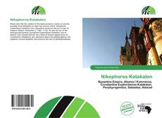 Bookcover of Nikephoros Katakalon