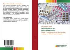 Capa do livro de Dependência de Benzodiazepinas