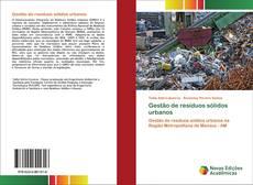 Bookcover of Gestão de resíduos sólidos urbanos