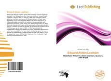 Buchcover von Edward Aldam Leatham
