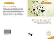 Copertina di 1946 en Rugby à XV