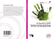 35 Squadron SAAF kitap kapağı