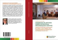 Bookcover of HANDBOOK DE ARTIGOS SOBRE ESTRATÉGIA, ORGANIZAÇÃO E GESTÃO