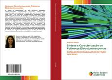 Portada del libro de Síntese e Caracterização de Polímeros Eletroluminescentes