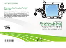 Bookcover of Championnat du Koweït de Football 1989-1990